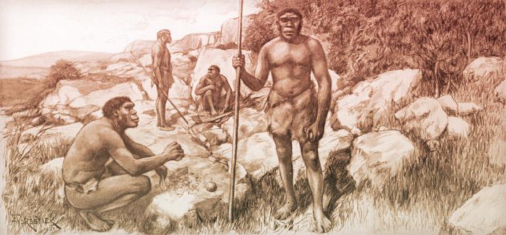 Homo heidelbergensis: Rhodesian men