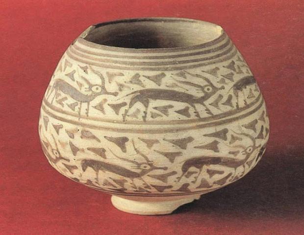 Bowl: Hakra Ware approximately 3300 BCE