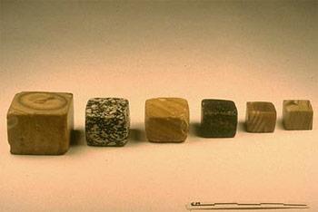 Harappan weights (blocks)