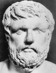 statue of Cleisthenes