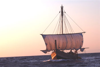 sailing vessel replica